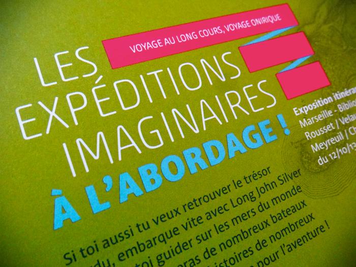 Marseille Provence 2013 – Expéditions imaginaires