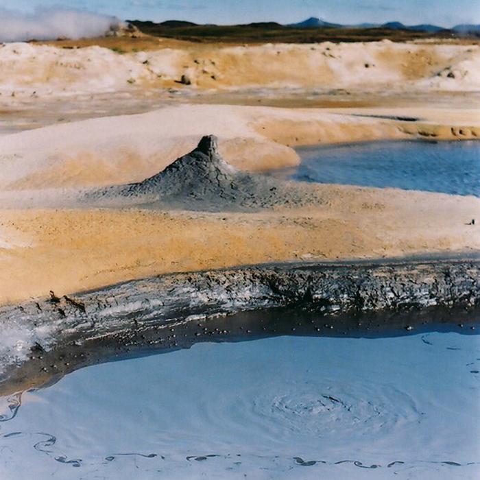 Entrailles d'Islande
