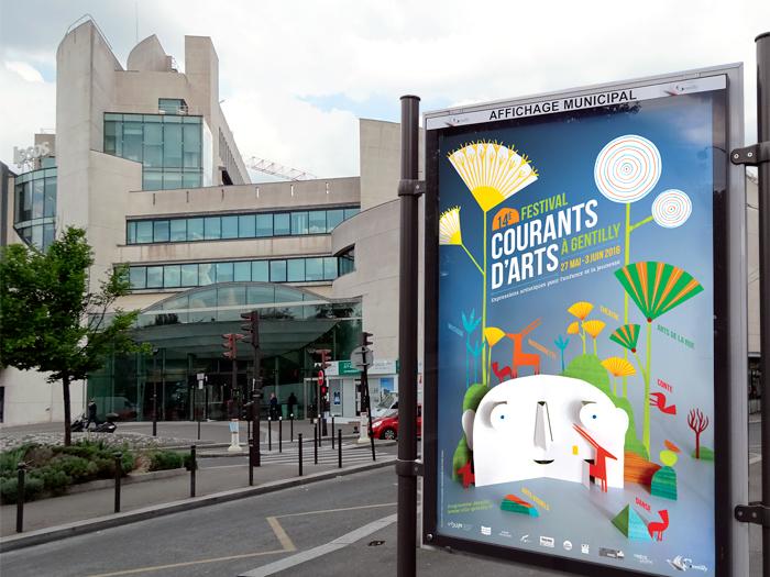 Festival Courants d'Arts 2016