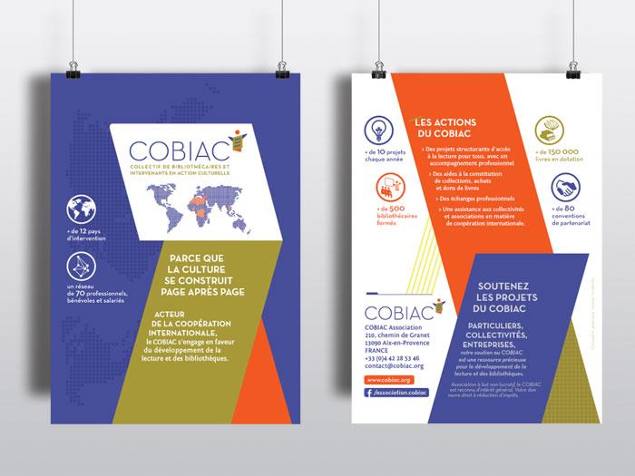 COBIAC <br>(Collectif de Bibliothécaires <br>et Intervenants <br>en Action Culturelle)